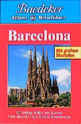 Baedeker Allianz Reiseführer, Barcelona