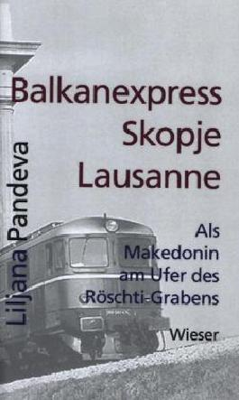 Balkanexpress Skopje Lausanne