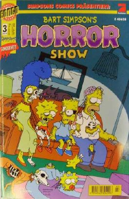 Bart Simpsons Horror Show 3