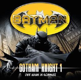 Batman - Gotham Knight, Der Mann in Schwarz, 1 Audio-CD