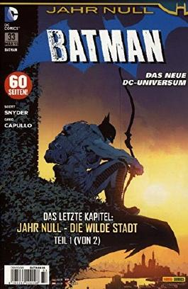 Batman #33 - Jahr Null (2015, Panini) ***New 52***