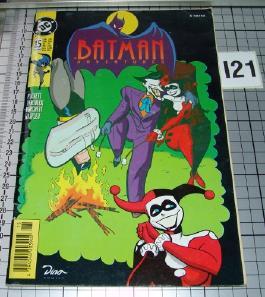 Batman Adventures 15, (DC Comics) (1996)