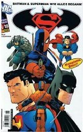 Batman Superman 18 Wie alles begann!, Nov 2007 (Panini DC Comics)