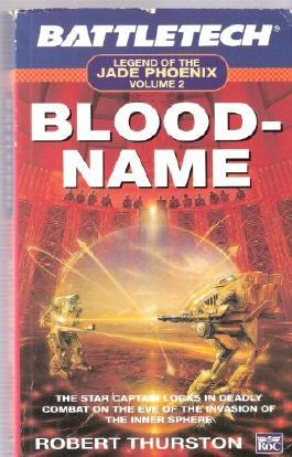 Battletech: Bloodname Bk. 2 (Roc)