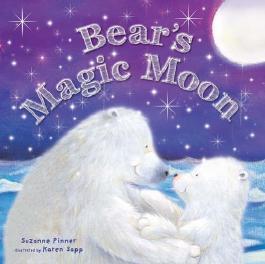 Bear's Magic Moon (Picture Flats)