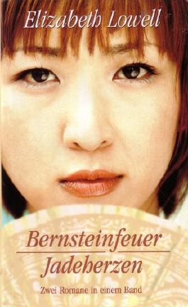 Bernsteinfeuer /Jadeherzen