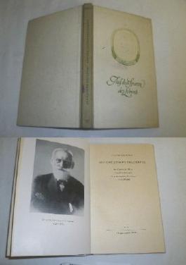 Bestell.Nr. 322027 Auf den Spuren des Lebens - eine biographische Skizze vom Leben und Forschen des großen russischen Physiologen I. P. Pawlow