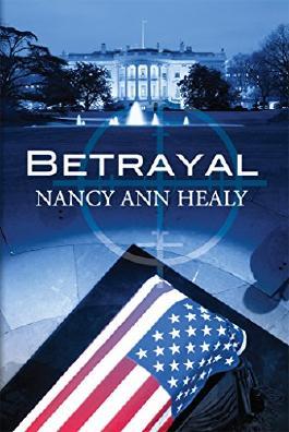 Betrayal (Alex and Cassidy Book 2)