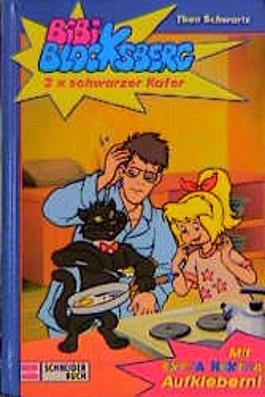 Bibi Blocksberg, Bd.9, 3x schwarzer Kater