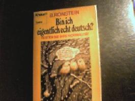 Bin ich eigentlich echt deutsch? : Testen Sie Ihre Normalität.