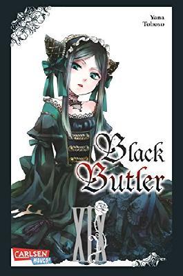 Black Butler, Band 19: Black Butler, Band 19 von Yana Toboso (30. Juni 2015) Broschiert