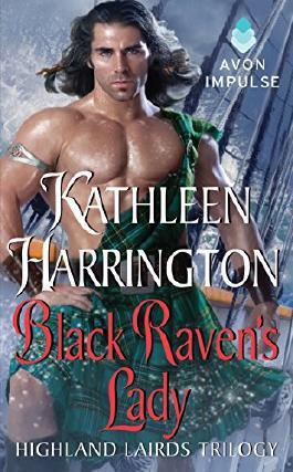 Black Raven's Lady: Highland Lairds Trilogy (Highland Lairds Trilogy Series)
