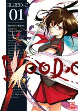 Blood-C. Bd.1