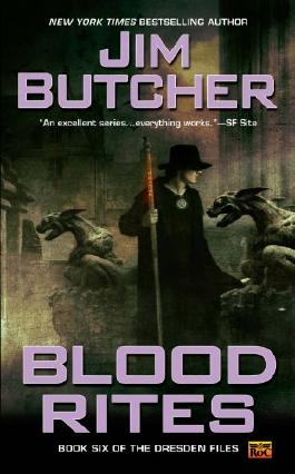 Blood Rites: Book six of The Dresden Files