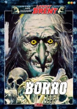 Borro - Band 35 (Dan Shockers Larry Brent)