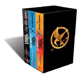 Box Set (Hunger Games Trilogy) by Collins, Suzanne (2011) Paperback