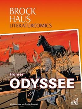 Brockhaus Literaturcomics:  Odyssee