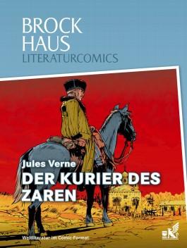 Brockhaus Literaturcomics Der Kurier des Zaren