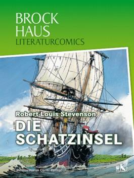 Brockhaus Literaturcomics Die Schatzinsel