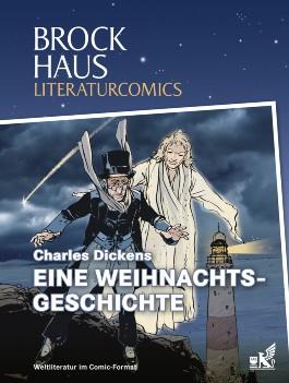 Brockhaus Literaturcomics Eine Weihnachtsgeschichte