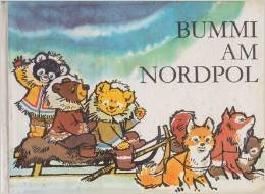 Bummi am Nordpol
