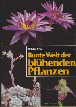 Bunte Welt der blühenden Pflanzen