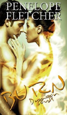 Burn: Shapeshifter Romance (Dragon Souls)