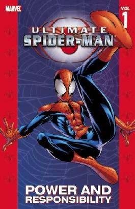 By Brian Michael Bendis - Ultimate Spider-Man Power and Responsibility by Bendis, Brian Michael ( Author ) ON Aug-05-2009, Paperback