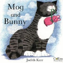By Judith Kerr - Mog and Bunny (New edition)
