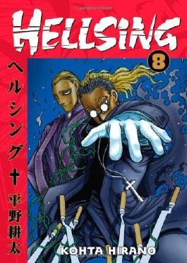By Kohta Hirano Hellsing, Vol. 8