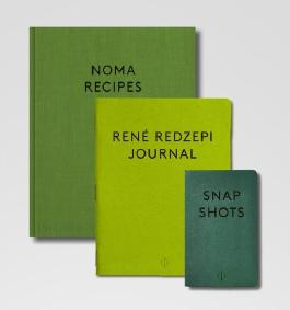 By Rene Redzepi - A Work in Progress: Journal, Recipes and Snapshots