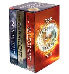 Divergent Series Boxed Set (Books 1-3)