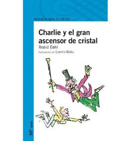 CHARLIE Y EL GRAN ASCENSOR DE CRISTAL (CHARLIE AND THE GREAT GLASS ELEVATOR) (SPANISH, ENGLISH) - GREENLIGHT BY DAHL, ROALD (AUTHOR)PAPERBACK
