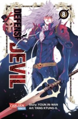 Carlsen Manga Defense Devil, #8 von Youn In-Wan, Yang Kyung-Il