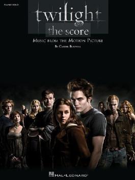 Carter Burwell  Twilight   The Score (Piano Solo) Pf (Pvg)