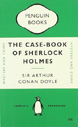 Casebook of Sherlock Holmes Notebook (Penguin Notebooks)