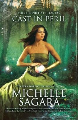 Cast in Peril by Michelle Sagara (Sep 18 2012)