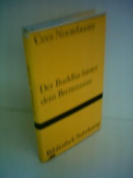 Cees Nooteboom: Der Buddha hinter dem Bretterzaun - Eine Erzählung