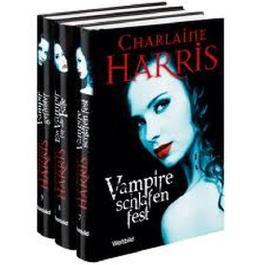 Charlaine Harris - Sookie Stackhouse 7-9 - Bd 7: Vampire Schlafen fest--Bd 8: Ein Vampir für alle Fälle-- Bd 9: Vampirgeflüster
