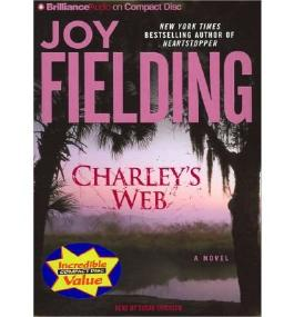 Charley's Web Fielding, Joy ( Author ) Mar-31-2009 Compact Disc