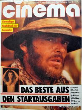 Cinema Filmbuch 27: Das Beste aus den Startausgaben 1975 - 77 .