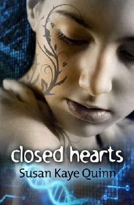 Closed Hearts (Book Two of the Mindjack Trilogy)