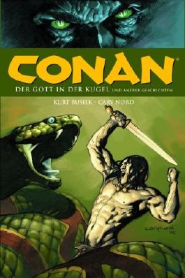 Conan #2 - Der Gott in der Kugel (2006, Panini)