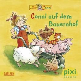Conni auf dem Bauernhof PIXI Buch Nr. 1427 aus der PIXI Bücher Serie Nr. 160