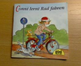 Conni lernt Rad fahren PIXI Serie 128; NR. 1089