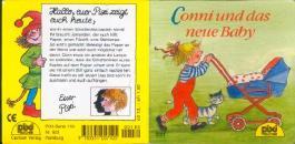 Conni und das neue Baby PIXI Buch Nr. 931 aus der PIXI Bücher Serie 110