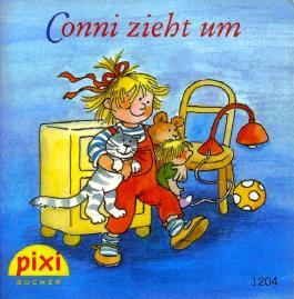Conni zieht um - Pixi-Bücher Nr. 1204