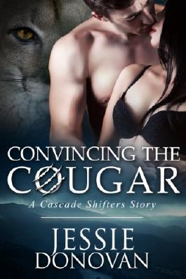 Convincing the Cougar: A Cascade Shifters Short Story