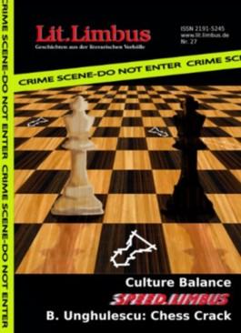Culture Balance: Chess Crack (Lit.Limbus. Geschichten aus der literarischen Vorhölle)