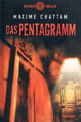 DAS PENTAGRAMM - Weltbild Sammleredition MYSTERY THRILLER -